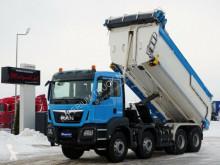 Camion MAN TGS 32.420/8X4/MEILLER KIPPER/NEW MODEL/11.2017 benne occasion