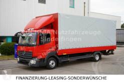 Kamion Mercedes Atego Atego 818L Pritsche 7,22m LBW Klima Euro-6 savojský použitý