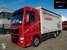 Camion savoyarde MAN TGX 26.480/ZF Intarder/Alu-Felgen/Navi/Stand