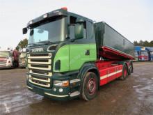 Scania R480 6x2*4 Manuel truck used tipper