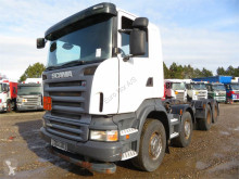 Lastbil chassis Scania R480 8x2 ADR Chassis