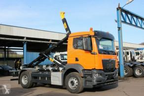 MAN hook arm system truck TGS TGS 22.400 TG3 4x2 Euro6d