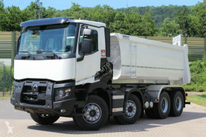 Camion Renault C-Series C430 8x4 / EuroMix MTP Mulden Kipper benne occasion