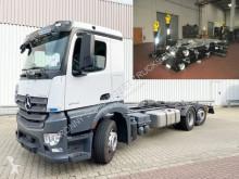 Camion scarrabile Mercedes Antos 2542 L 6x2 2542 L 6x2 mit Lenk-/Liftachse