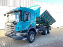 Camion Scania P 420 CB 6x4 420 CB 6x4, Retarder, Bordmatik links tri-benne occasion