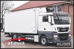 MAN LKW Kühlkoffer TGX 26.400, LBW, Carrier Supra 850, Tiefkühl 2127 BStd !!