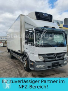Mercedes Atego 1522 Atego Tief Kühl Bi-Temp Carrier Lamberet truck used refrigerated