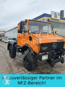 Unimog snow plough Unimog U 1000 (427/10) 1. Hd. Winterdienst