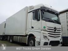 Mercedes 2542 Schmitz Rohrbahn Carrier U1100 truck used refrigerated