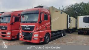 Camion frigo MAN 26.460 Schmitz Rohrbahn Thermiking