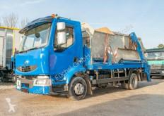 Renault skip truck Midlum Midlum 12.220 Absetzkipper Jotha CAK 8500 DUO