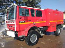 Renault fire truck M210 4x4 *2001* NEW 18.000km ROSENBAUER BOMBEROS