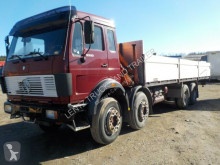 Mercedes 3333-V8-8X4-MANUAL-VOITH-ORIGI KM truck used flatbed
