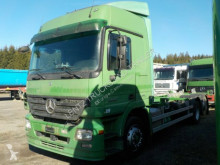 Camion Mercedes 2546-E5-3 PEDALE-RETARDER-LENKACHSE ORG KM châssis occasion