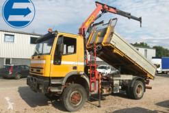 Camion benă Iveco 190 E 37 H mit KRAN