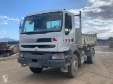 Renault Kerax 300 truck used two-way side tipper