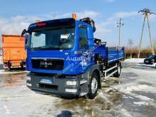 Ciężarówka wywrotka MAN TGM 18.250 TGL , TGS , TGX , 3S kiper + kran
