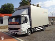 Vrachtwagen Mercedes Atego 1018 N tweedehands platte bak