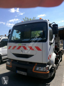 Camion bi-benne Renault Midlum
