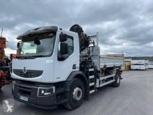 Renault two-way side tipper truck Premium Lander 380.19