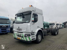 Camion châssis Renault Lander 410 DXI Manual Gearbox Hubreduction