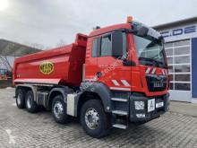 Camion MAN TGS 35.420 8x4 Euro 6 Muldenkipper TOP! benă second-hand