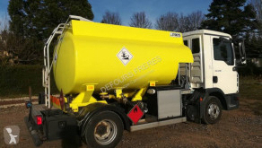 MAN oil/fuel tanker truck TGL 8.180