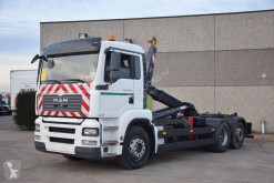 Camion MAN TGA 26.350 polybenne occasion
