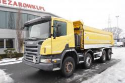 Scania construction dump truck P 400