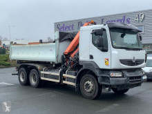 Renault Kerax 380 DXI truck used two-way side tipper