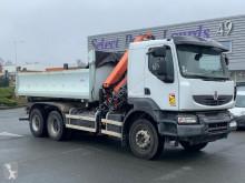 Camion bi-benne Renault Kerax 380 DXI