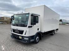 Teherautó MAN TGL használt polcozható furgon