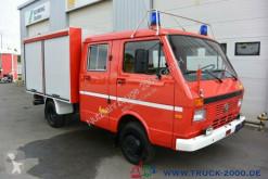 Vrachtwagen brandweer Volkswagen LT 50 TSF W Ziegler Feuerwehr 6 Sitze 1. Hand