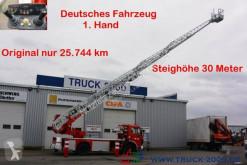 Camion pompiers Mercedes 1422 NG Ziegler Feuerwehr Leiter 30m Rettungkorb