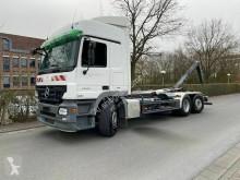 Camión Gancho portacontenedor Mercedes Actros Actros 2544 6x2 MEILLER 20.70 Abrollkipper Retar