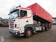 Scania R500 8x2-4 Euro 5 truck used tipper