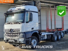 Mercedes timber truck Arocs