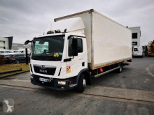 MAN TGL 12.220 4X2 BL truck used box