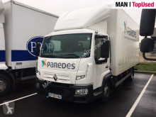 Camion fourgon Renault D75 180 cv FOURGON HAYON