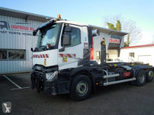 Renault Gamme C 380.26 DTI 11 truck used hook lift