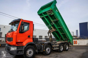 Renault two-way side tipper truck LANDER 430 DXI+BIBENNE