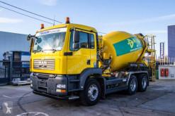 Camião MAN TGA 26.320 betão betoneira / Misturador usado
