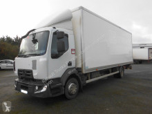 Renault D-Series 210.12 truck used box
