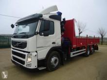 Camion Volvo FM 330 platformă second-hand