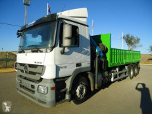 Mercedes Actros 2532 truck used flatbed