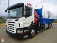 Camión caja abierta Scania P 360