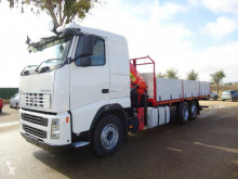 Volvo FH12 420 truck used flatbed