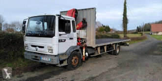 Camion Renault Midliner 180 plateau ridelles occasion
