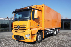 Camion Mercedes Antos 2540 châssis occasion