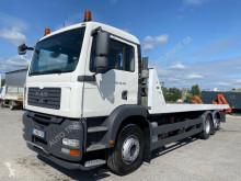 Camión de asistencia en ctra MAN TGA 26.320